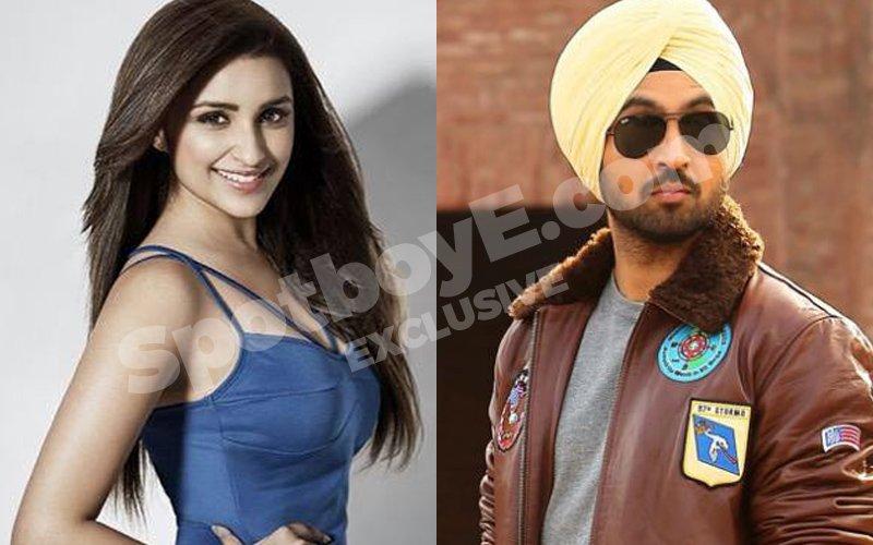 Parineeti to romance Diljit in the remake of Chameli ki Shaadi?
