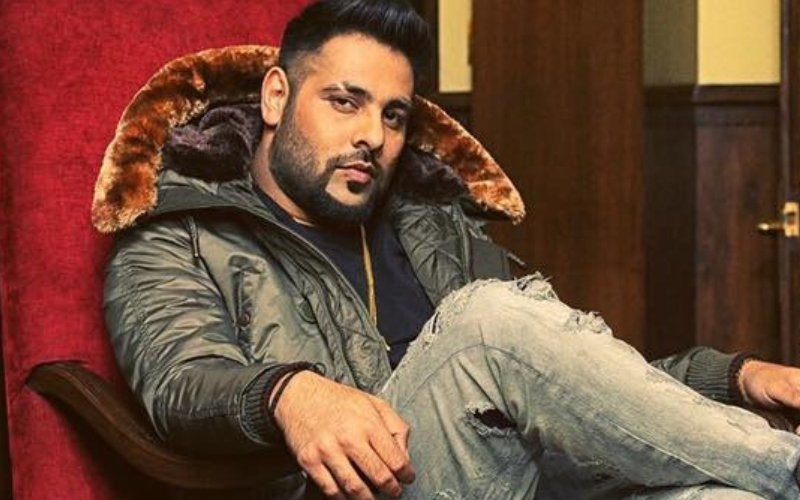 Badshah Visits The Sets Of Quantico In New York