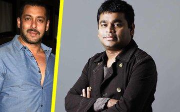 Watch: AR Rahman bats for Salman as Olympics Goodwill Ambassador