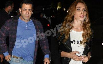 Earthquake In Romania, Salman Khan's Ladylove Iulia Vantur Is Safe!