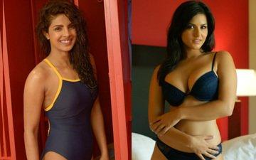 Priyanka Chopra and Sunny Leone talk DIRTY on social media