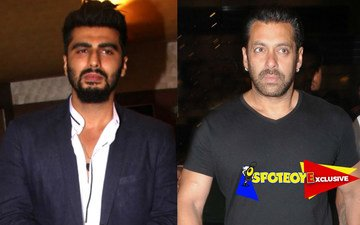 Arjun Kapoor finally ready to face Salman Khan