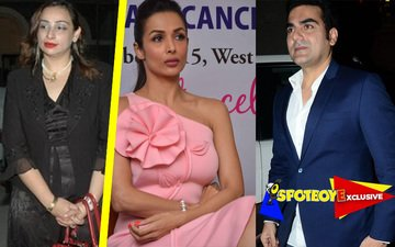 What happened when Malaika Arora met her divorce lawyer Vandana Shah