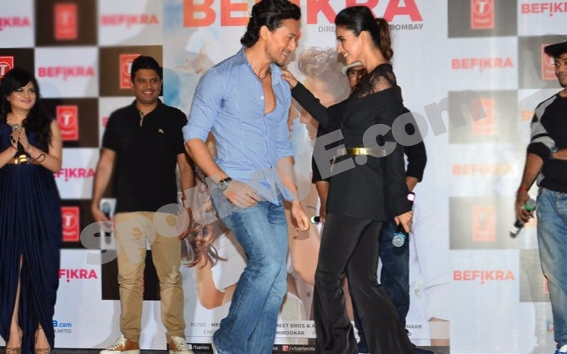 Tiger Shroff: I love Disha, but...