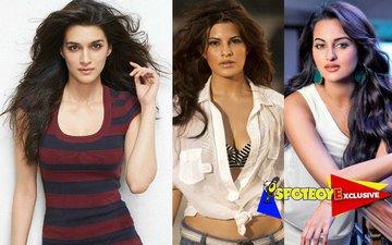 Kriti Sanon beats Jacqueline & Sonakshi to grab Kick 2