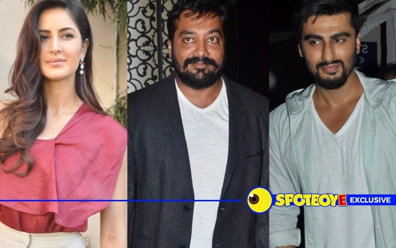 Are the Phantoms trying to make a film with Katrina & Arjun?