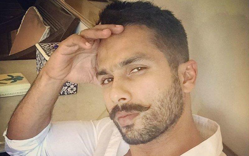 Shahid resumes Rangoon shoot post injury