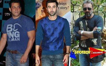 Has Ranbir damaged the Salman-Sanjay dosti?