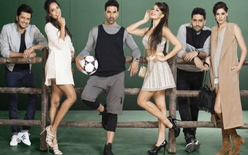 Housefull 3 has a rocking start at the box-office