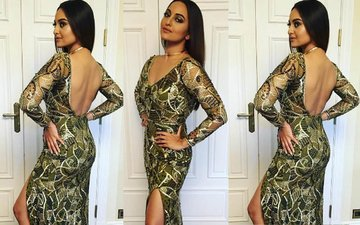IIFA Fever: Sonakshi shows off her sexy side