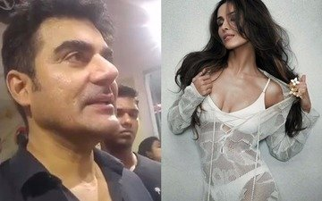 Arbaaz: No questions on Malaika
