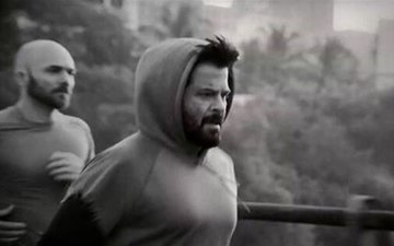 Anil Kapoor trains hard for 24