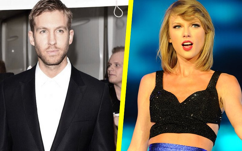 Is Calvin Harris hitting back at Taylor Swift with a cheat song?