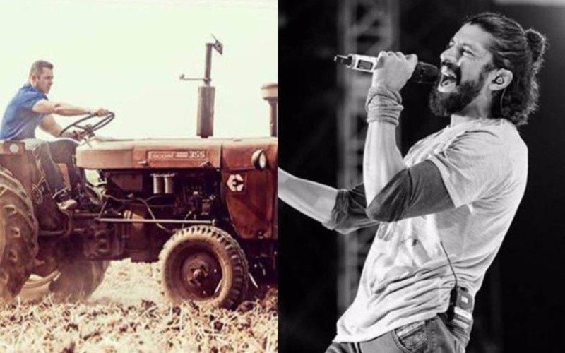 OMG! Salman drives a tractor, Farhan's rock concert