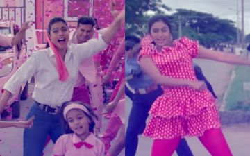 Helicopter Eela, Ruk Ruk Song: Kajol's Cutesy Steps Add Freshness- Ajay Devgn And Tabu Will Be Delighted