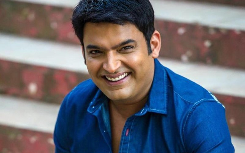 Video: Kapil Sharma leaves London in splits with his humour!