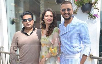 Baaghi 3 Promotions: Ankita Lokhande Spills Fairy Tale Charm In A Little Floral Short Dress; We Like