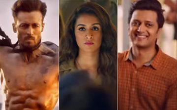 Baaghi 3 Trailer OUT: 5 Moments That Impressed Me In The Rushes Of Tiger Shroff, Shraddha Kapoor And Riteish Deshmukh's Film