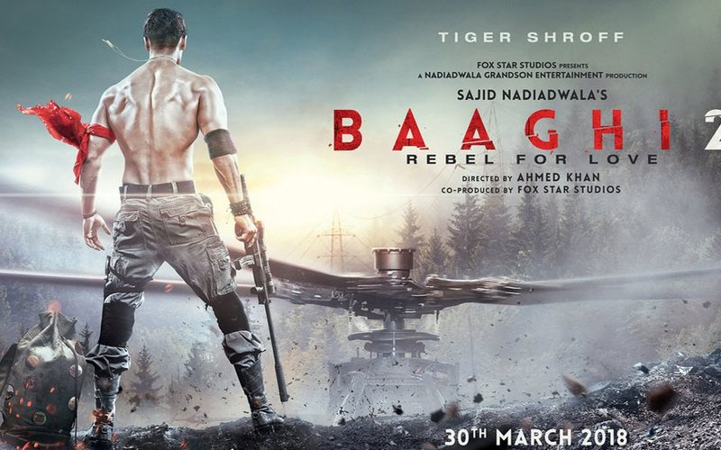 Tiger Shroff-Disha Patani Starrer Baaghi 2 Gets Trolled For Not Crediting Telugu Film Kshanam