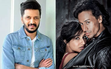Riteish Deshmukh Joins Tiger Shroff And Shraddha Kapoor In Baaghi 3