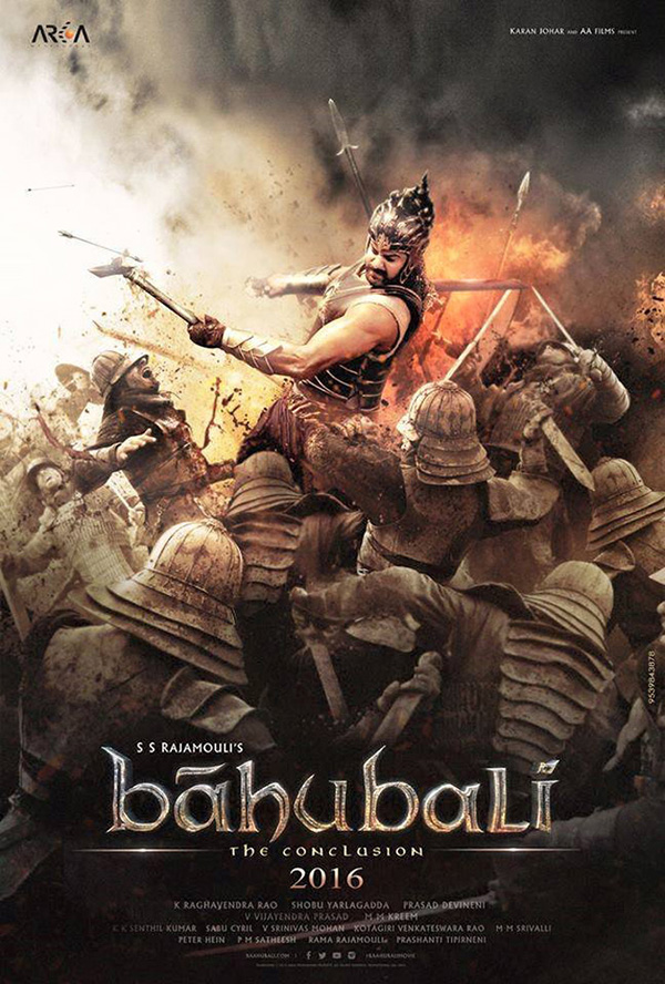 baahubali 2 the conclusion poster