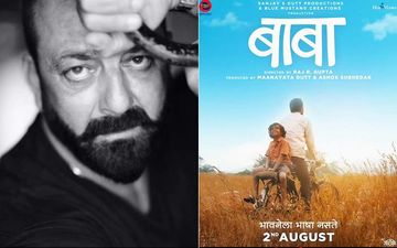 Sanjay Dutt Dedicates First Marathi Film Baba To Late Father Sunil Dutt