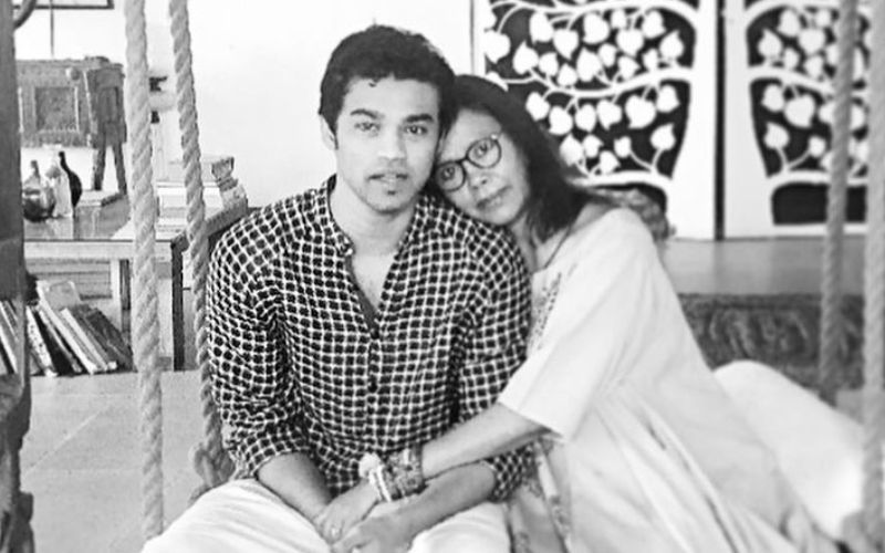 Late Actor Irrfan Khan's Son Babil Khan And Wife Sutapa Are Ready To Enter 2021 But Not Without The Former's 'Guidance'
