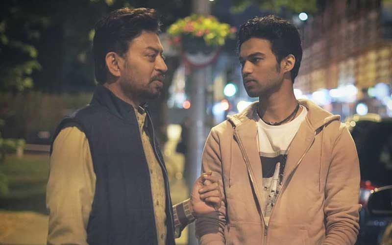 Late Irrfan Khan's Son Babil Gives A Glimpse Of His 'Baba' Working Intently During Qarib Qarib Singlle In A Throwback Pic