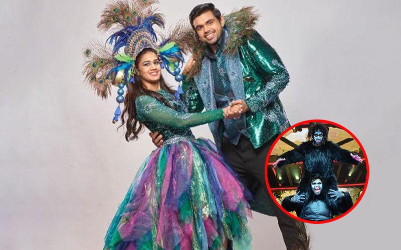 Nach Baliye 9: Babita Phogat And Vivek Suhag Bring Out A Social Message In Their Act