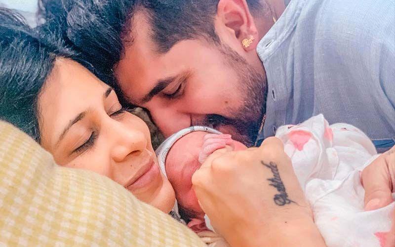 Kishwer Merchant And Suyyash Rai Share FIRST PICTURE Of Their Newborn; Asha Negi, Aamna Shariff, Bharti Singh, And Others Send Warm Wishes