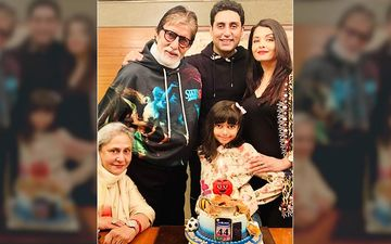 Happy Birthday Abhishek Bachchan: Aishwarya Shares A Fam Jam Photo Feat Aaradhya, Amitabh, Jaya Bachchan, Calls It 'Always'