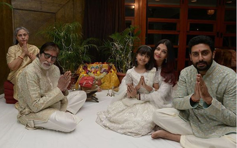 Aishwarya Rai Bachchan and Jaya Bachchan Test Negative For COVID-19; Abhishek And Amitabh Bachchan Admitted To Mumbai Hospital