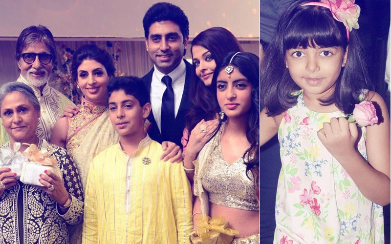 Aishwarya, Shweta, Navya, Aaradhya Jaya- Big B Salutes Women In His Family