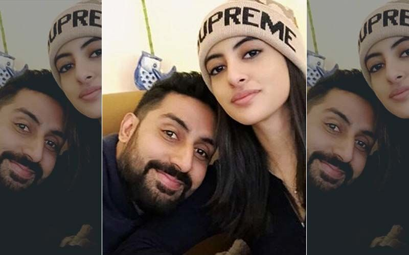 Abhishek Bachchan Showers Love On His Niece Navya Nanda's Birthday; Shares An Adorable Picture And Calls Her His 'Favorite'
