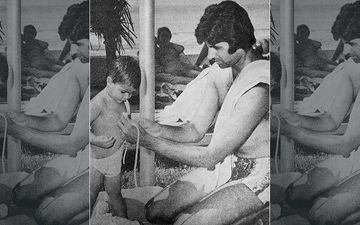 """Pa! So Embarrassing,"" Says Shweta Bachchan Replying To Amitabh Bachchan's Throwback Picture"