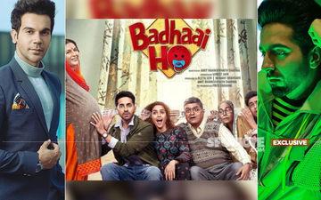 BREAKING NEWS: OMG!  Badhaai Ho 2 Is Happening- NOT With Ayushmann Khurrana but Rajkummar Rao?- EXCLUSIVE