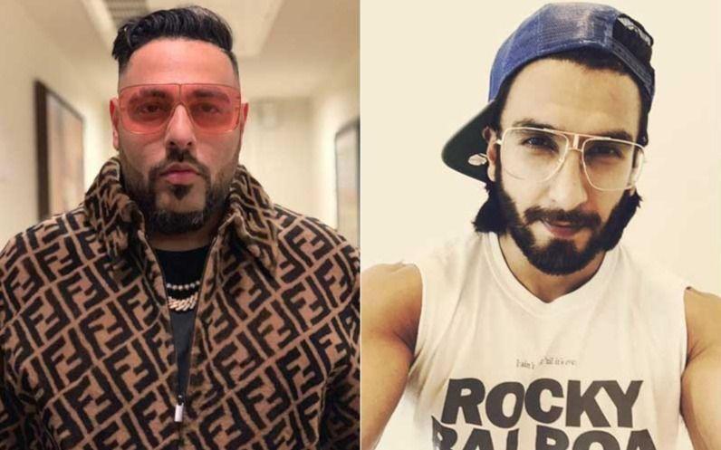 Ranveer Singh Flaunts His Bulging Biceps, Rapper Badshah Calls Him 'Nasheela Padaarth' - PIC INSIDE