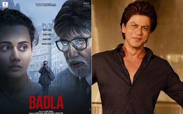 फिल्म बदला की रिलीज के बाद नौकरी मांग रहें हैं अमिताभ बच्चन और शाहरुख़ खान