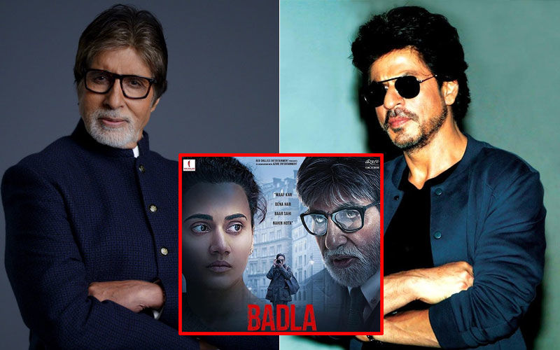 Amitabh Bachchan-Shah Rukh Khan's Midnight Banter Over Badla Not Being Applauded Enough