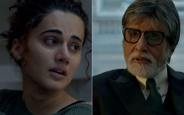 Badla, Weekend Box-Office Collection: Amitabh Bachchan-Taapsee Pannu Score A HIT Again