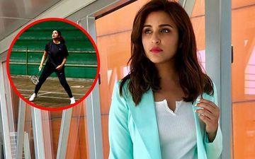 Saina Nehwal Biopic: Parineeti Chopra Sets Goals On The Badminton Court