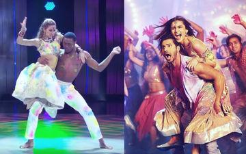 जब आलिया भट्ट और वरुण धवन के गाने 'बद्री की दुल्हनिया' पर अमेरिकन शो में किया कंटेस्टेंट ने डांस