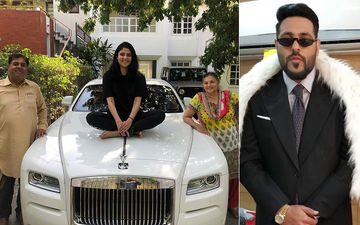 Badshah Buys Rolls-Royce Wraith, Welcomes Plush Car To The Family