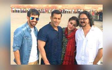 Salman's Bajrangi Bhaijaan Wrap-up Party Was One Helluva Night
