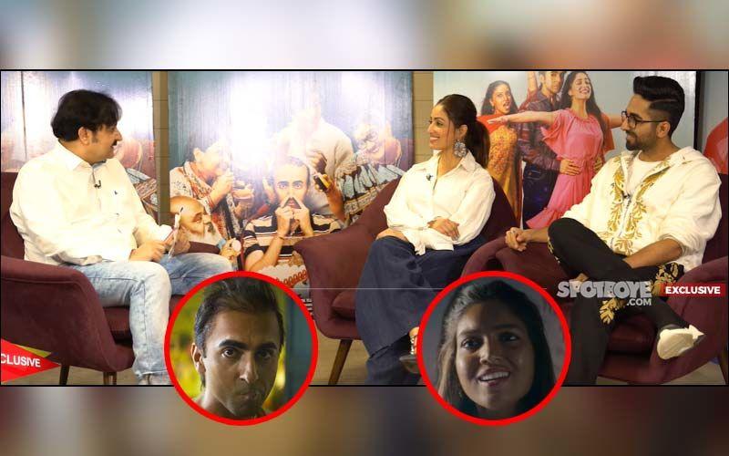 Bala Leads Ayushmann Khurrana-Yami Gautam Talk Turkey On Bhumi Pednekar Dark Skin Controversy, Premature Balding And Their Friendship - EXCLUSIVE