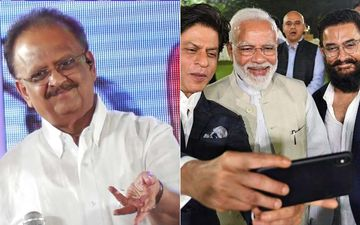 SP Balasubrahmanyam Disappointed With PM Modi's Pic With SRK And Aamir Khan: 'Our Phones Were Snatched But Stars Took Selfies'