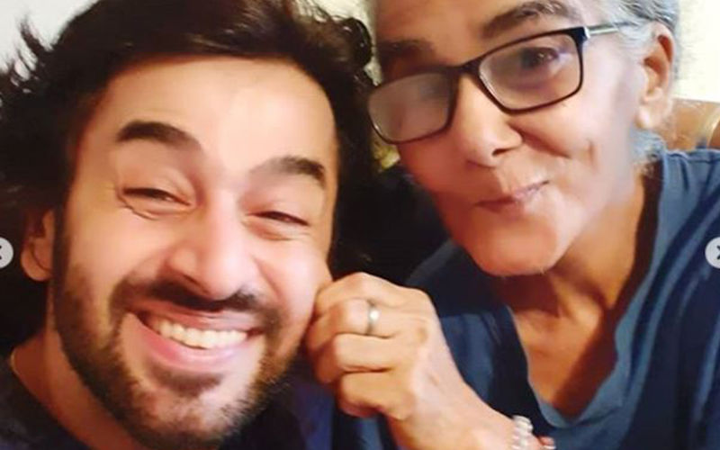 Balika Vadhu's Shashank Vyas Meets His Dadi Sa, An Ailing Surekha Sikri, After Her National Award Win