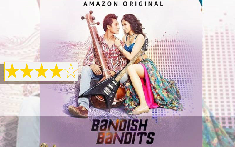 Bandish Bandits Review: A Series That Will Add The Much-Needed Musical Meethaa To Your Life; Big Thumbs Up