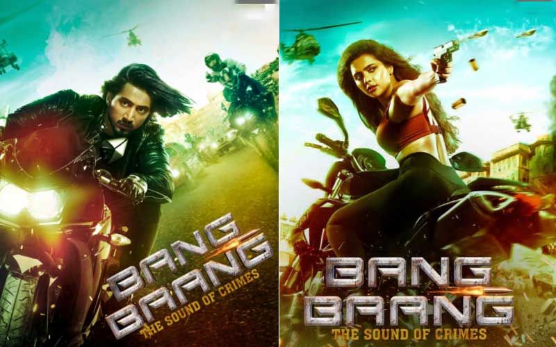 Bang Baang Poster: Mr Faisu And Ruhi Singh's New Action Stills Set The Tone For The Much-Anticipated Youth Action Thriller