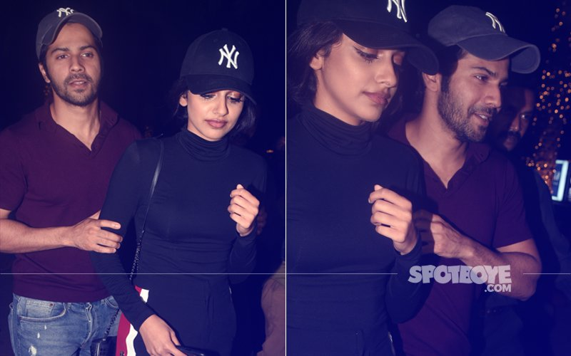 Varun Dhawan RESCUES October Co-Star Banita Sandhu From Paparazzi Mob Fury, Makes Sure Her Safety Is Not Compromised